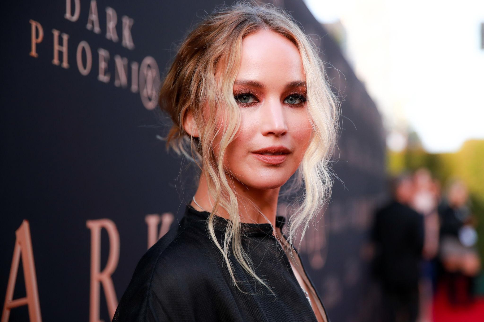 Jennifer attends 'X-Men: Dark Phoenix' Hollywood Premiere