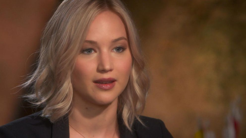 J-Law Eye for Possible 'The Hunger' Remake
